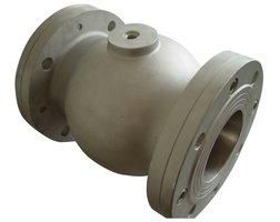 QV-140 - Slangafsluiter Aluminium/RVS