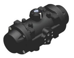 PP10S - Kunststof actuator SR
