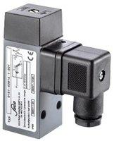 Drukschakelaar 0161 / 250V / 200-600 Bar / aluminium
