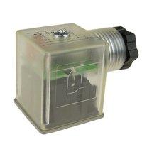 DIN-A Stekker Pg 9 LED/Var