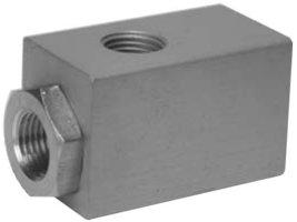 DP2010 - Venturi blok vacuum G1/8 - G1/8