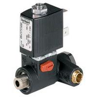 552283 - G1/4 x 6mm 24VDC DIN-B -Burkert 3/2 Magneetventiel