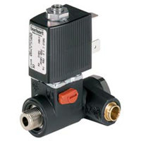 552284 - G1/4 x 6mm 3/2 24VAC DIN-B - Burkert