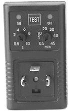 TEC 22 Analoge timer instelbaar  / 0.5-10 sec. 0.5-45 min.