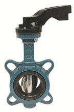 V389 - Vlinderklep wafer PN16 - Lockable