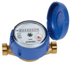 17010 - Watermeter -Koud water