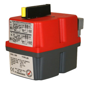 J+J J4 model 20 / DPS 4-20mA of 0-10V | J+J Elektrischeaandrijving |