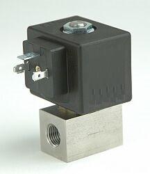Model XD2N - G1/4 0-400 Bar  magneetventiel