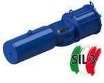 SRHG - Heavy Duty Actuator SR