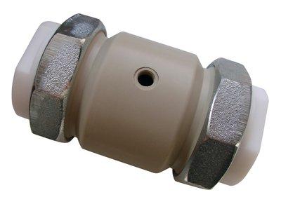 QV-260 - Slangafsluiter PP/POM